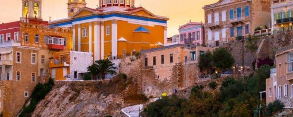Το ανεξερεύνητο ελληνικό νησί που μοιάζει με «μικρή Ιταλία»