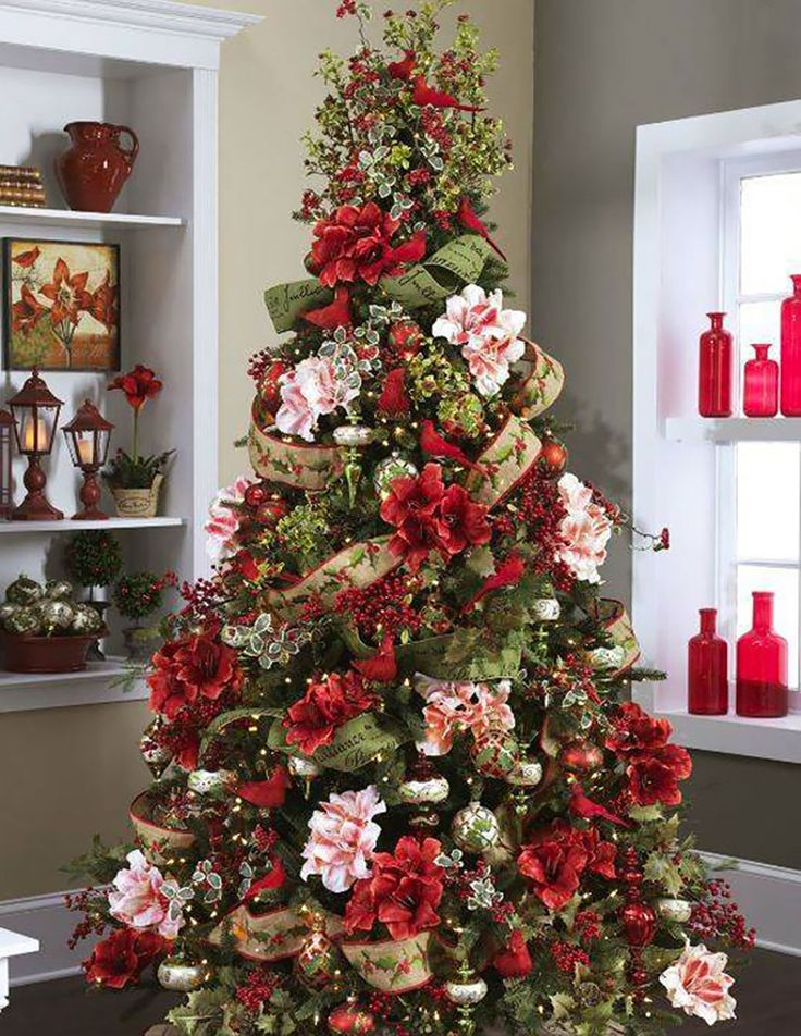 floral-christmas-tree-3