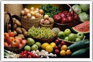 Είδη τροφίμων - Οπωροπωλεία