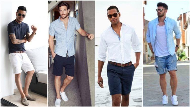 f913eadb37a9 Ιδέες για Μοντέρνο Ανδρικό Ντύσιμο με Βερμούδα! - Web Korinthos