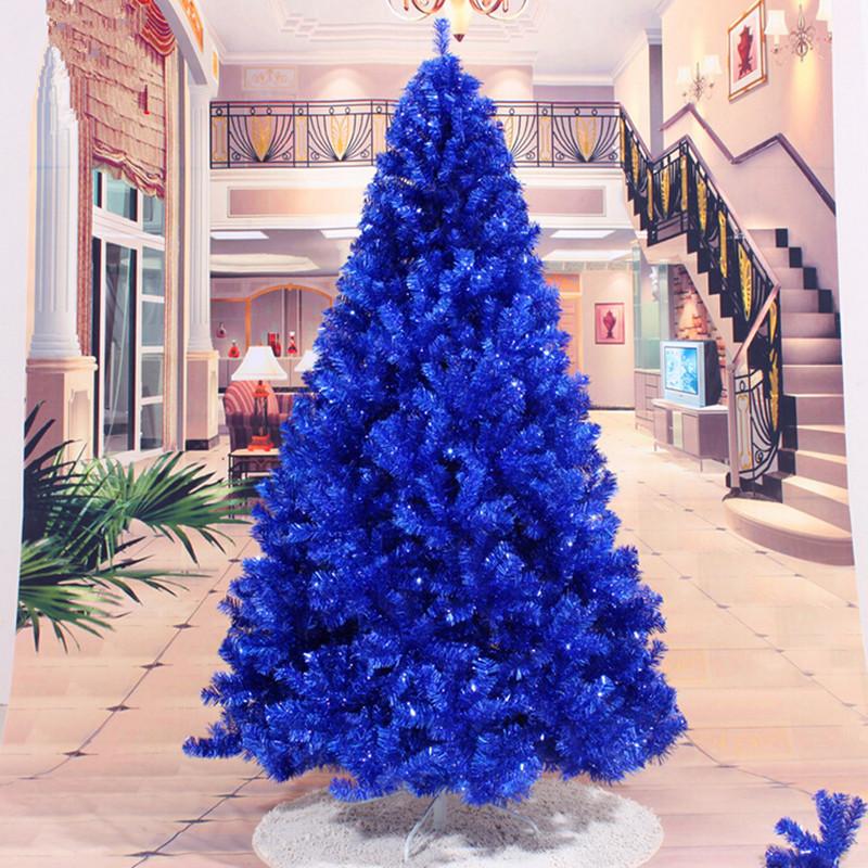 navy-blue-Christmas-tree