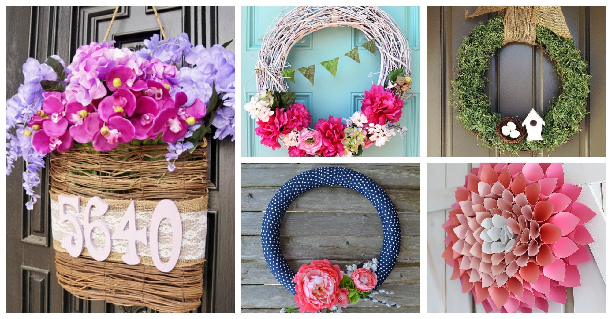 spring-wreaths