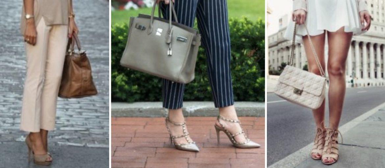 Πως να συνδυάσεις σωστά τσάντα-παπούτσι! | Web Korinthos